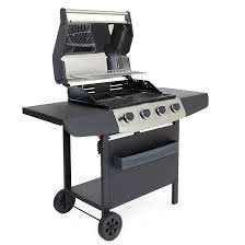 Ultra 4 Burner Gas BBQ Was £179 NOW £110 @ B&Q