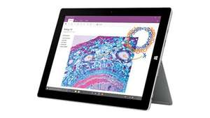Microsoft Surface 3 Argos ebay Refurb from £279 for 2Gb/64Gb other combos in post