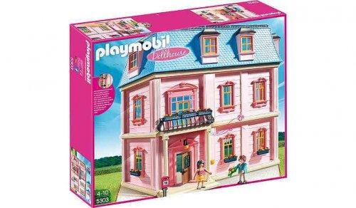 Playmobil 5303 Deluxe Dollhouse £49.97 @ Asda Direct