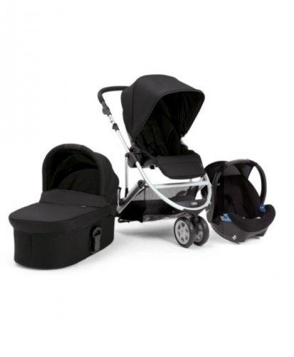 Mamas & Papas Zoom Trio 4 piece bundle inc Pushchair, CBX Car Seat, Carrycot & Adaptors was £517 now £269.10 Del with code