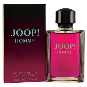 Joop Homme Eau De Toilette 125Ml Spray £17.33 @ Tesco