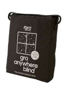 The gro company at amazon e.g Gro Anywhere Blackout Blind £14.99 prime / £19.74 non prime (Deal of the Day)