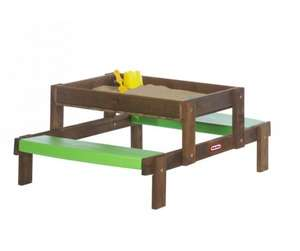 Little Tykes 2-in-1 Sand Pit and Picnic Table £59.99 delivered @ Toysrus