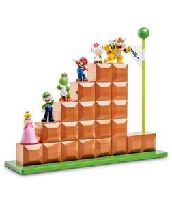 """Amiibo """"level end"""" stand £8.99 @ Argos (free click and collect, £3.99 postage)"""