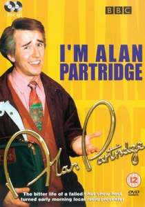 I'm Alan Partridge : Complete BBC Series 1 [1997] [DVD] £2.70 Prime £5.70 (non-prime) @ Amazon Sold by best_value_entertainment and Fulfilled by Amazon