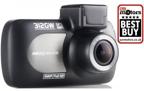 Nextbase Dash Cam 312GW £89 @ Halfords
