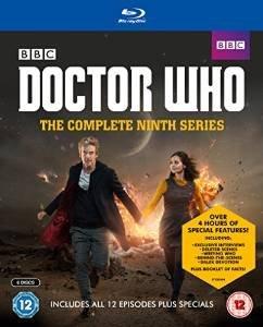 Doctor Who Series 9 Blu-ray £17.99 (Prime) / £19.98 (non Prime) @ Amazon