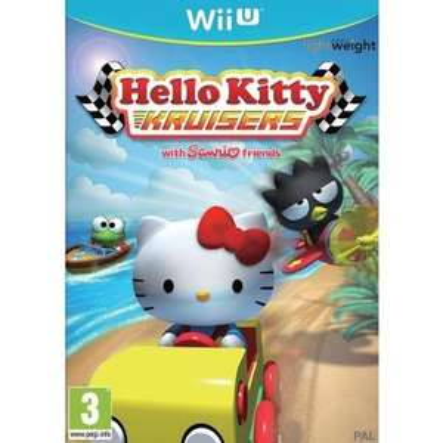 Hello Kitty Kruisers - WiiU - £7.95 @ TheGameCollection