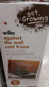 Wilko Garden Sale- Greenhouses from £1, MiracleGro from 40p (Liverpool)