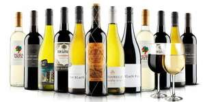 Travelzoo wine deal £49 with Virgin wines (£7.99 delivery)