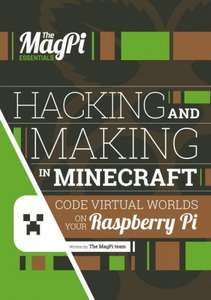 Free eBook - Hacking and Making in Minecraft