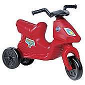 Toddler Ride On Scooter in Red or Silver was £15 now £7.50 @ Tesco Direct (poss instore / +£2 C+C )