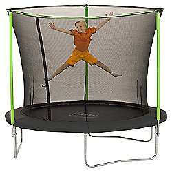 8 ft trampoline now £65 @ tesco instore