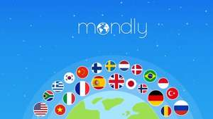 Learn a Language for FREE (can also use app)  - Free Premium Version worth £19.99 @ Mondly