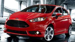 Ford Fiesta 1.0 EcoBoost 140 ST-Line SatNav 3dr - 24mth Personal lease (8k mpa) - 23 x £131.64 + £394.92 upfront - Total £3,442.64 - T.C.Harrison Ford / Whatcar lease