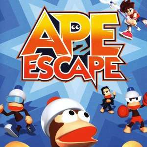 Ape Escape 2 PS2 classic for PS4 £5.99 @ PSN PS+ users discount
