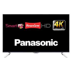 "Panasonic Viera TX-40CX400B 40"" Smart 3D LED TV 4K Ultra-HD Freeview HD Wi-Fi- REFURB 12 Months Warranty £302 delivered Sold By Tesco Outlet Ebay"