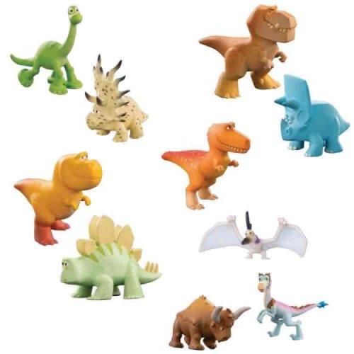 The Good Dinosaur figures 2 pack £1 Poundworld