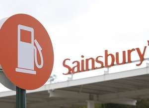 Sainsburys: 130 Nectar Points with next 4 shops inc Fuel - Account Specific