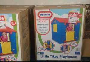 Little Tikes play house only £44.50 at Asda in Eastbourne