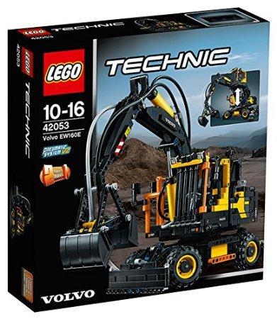 Lego Technic 42053 - Volvo EW160E - £64.99 - Amazon