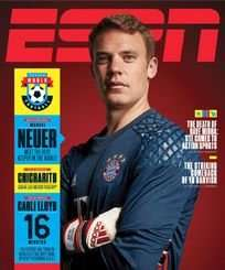 ESPN The Magazine - 26 issues for £8.16 at Zinio.com or the Zinio app