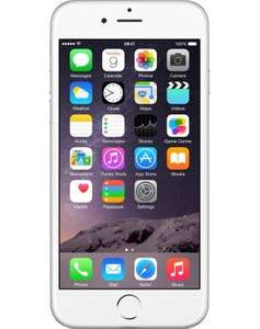 Iphone 6 £24 month vodafone unlimited mins and  texts 1gb internet.£589 @ mobiles.co.uk