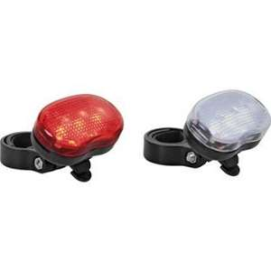 Front and Rear Bike Lights Less than half Price. £1.99 @ Argos Free C&C