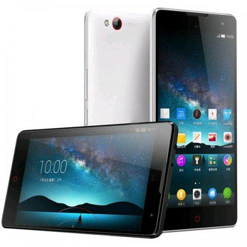ZTE NUBIA Z7 MAX 5.5 Inch 2GB RAM 32GB ROM Qualcomm Snapdragon 4G Smartphone £99.93 Banggood