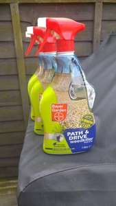 Bayer Garden Path & Drive weedkiller 1 litre £1.00 @ Tesco - Tiptree