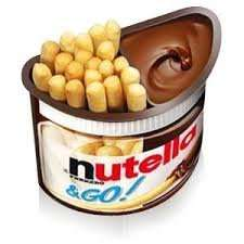 Nutella go 3 pots for £1 @ Poundworld
