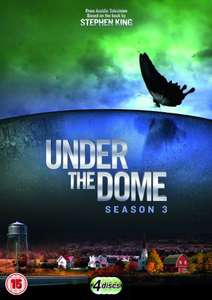 [2 for £10.80 - TV Sci-Fi DVD Boxsets] Heroes Reborn, Under the Dome, The Returned, Dominion [Using Code] @ Zoom