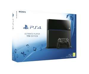 Sony PS4 1TB Console Black £239.99 at Simplygames