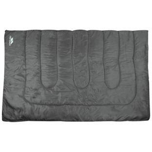 Trespass 400GSM Double Envelope Sleeping Bag. 3 seasons. £24.99 @ Argos