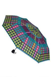 Stay dry this summer with this perfect colourful accessory... Umbrella £3.99 + 2.50 c&c / £4.50 del  from Mountain Warehouse