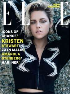 Free Dew The Hoopla with Elle Magazine - £4.10