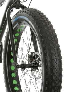 Voodoo Wazoo Fat Bike £399 @ Halfords Ebay Shop, Free delivery to store or home address