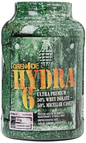 Grenade Hydra 6 Protein Powder (1.8kg) £18.57 S&S Amazon