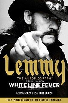 White Line Fever - Lemmy autobiography - Kindle Edition 99p @ Amazon