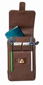 The Legend of Zelda: Adventurer's Pouch Kit (Nintendo 3DS XL/3DS/DSi XL/DSi) - £11.99 (Prime) £13.98 (Non Prime) @ Amazon