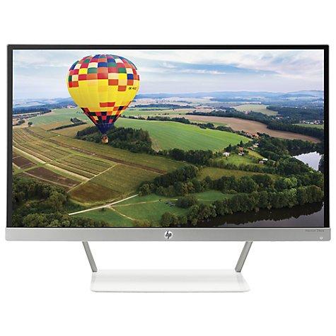 "HP Pavilion 24xw IPS Full HD Monitor, 23.8"", John Lewis - £129.95"