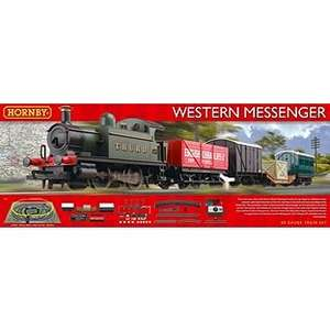 Hornby Western Messenger train set 00 gauge was £69.99 now £39.99 @Argos