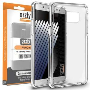 Samsung Galaxy Note 7 Orzly Case(s) on Sale! (normal £14.99) at Amazon/G Hub