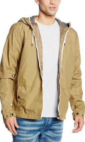 JACK & JONES Jororiginals Spring Jacket in Brown (Medium £23.19 Large £21.22) @ Amazon