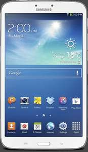 Samsung Galaxy Tab 3 8inch Grade A Refurb (See 1st Comment) (O2 Using Refresh)