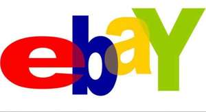 100 bonus points when you spend £15 on eBay UK this weekend