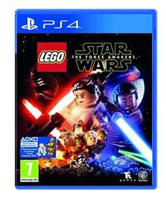 LEGO Star Wars: The Force Awakens (PS4) £26.99 Delivered @ Base