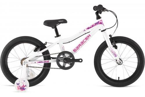 Saracen Bella 16 Inch 2016 Kids Bike £119.99 @ Evans cycles
