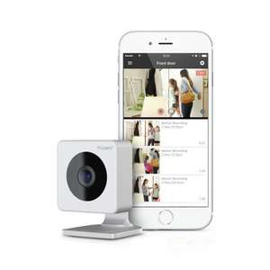 Y-cam Evo Indoor HD Wi-Fi Security Camera with - 7 days free cloud storage £123.49 delivered @ Y-cam