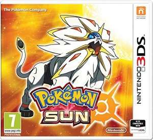 Pokemon Sun & Moon (Nintendo 3DS) £29.99 Each Delivered @ Base